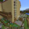 【マインクラフト歴3ヶ月】5歳の子どもが作った建造物をご紹介