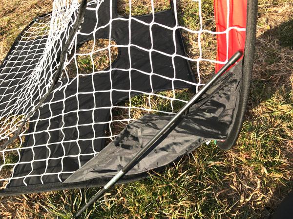子ども用サッカーゴールは簡単ワンタッチ組み立てのこれがオススメ【小学生】