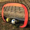 子ども用サッカーゴールの選び方とオススメ簡単ワンタッチ組み立て式ゴール【小学生】