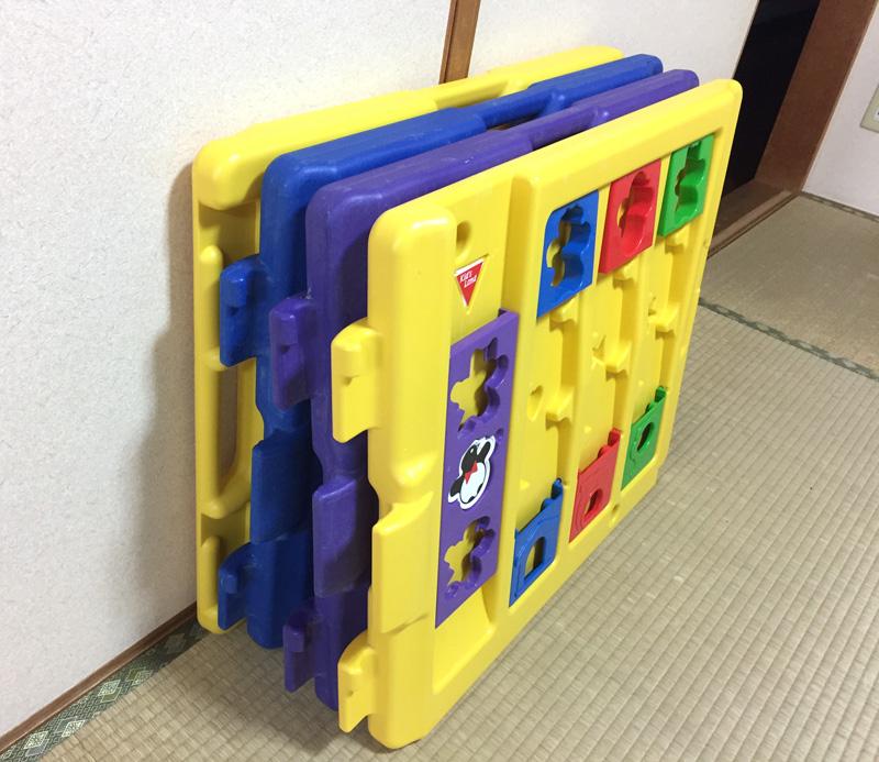 オススメのベビーサークル「日本育児のミュージカルキッズランドDX」