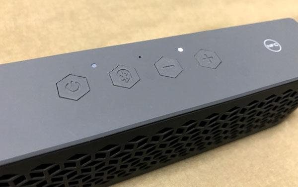 Bluetoothスピーカー CREATIVE MEDIA MUVO mini
