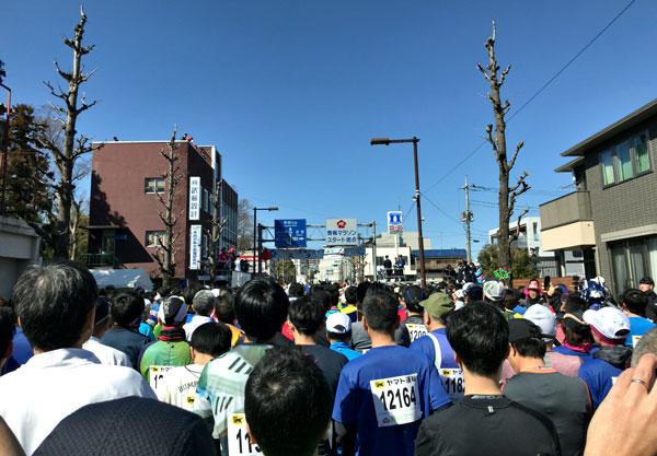 【青梅マラソン2017】完走!目標と結果を大公開!