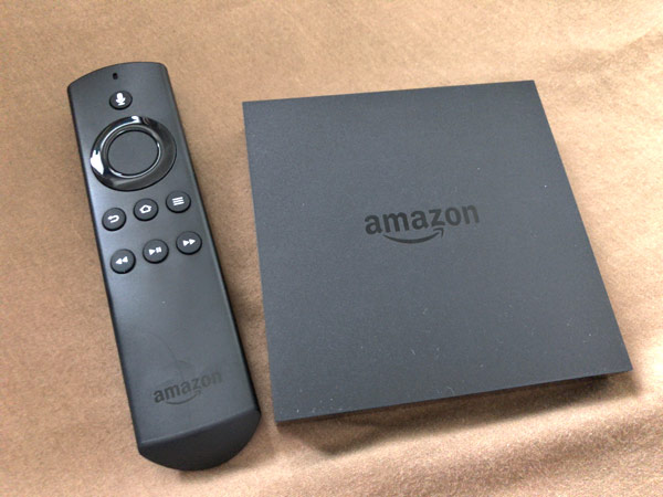 Amazon FIRE TV(DAZN視聴に最適)