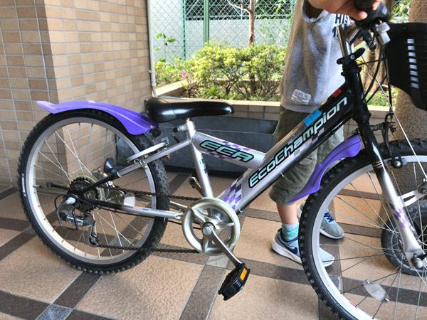 子ども用マウンテンバイク