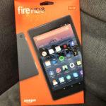 僕がAmazon Fire HD8(2017年版)を2台目タブレットとして買った理由は動画の「ながら視聴」