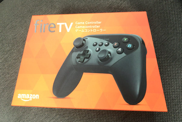 Amazon Fire TV ゲームコントローラーを詳細レビュー(ペアリング方法の解説あり)