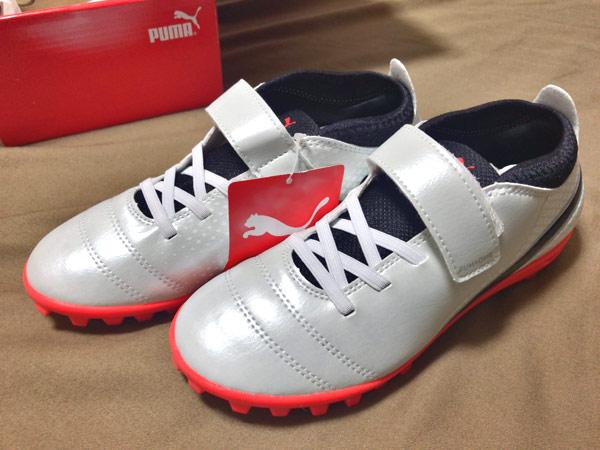 【小学生】サッカーシューズの選び方とオススメ「PUMA ONE(プーマ ワン)」