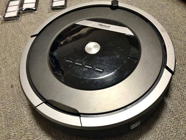 ルンバの部品交換をしたら掃除パワーがとてもよみがえったのでオススメ(800 900シリーズ)