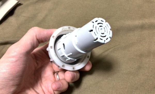 シャープ 加湿空気清浄機用 Ag+イオンカートリッジ 2個パック FZ-AG01K2