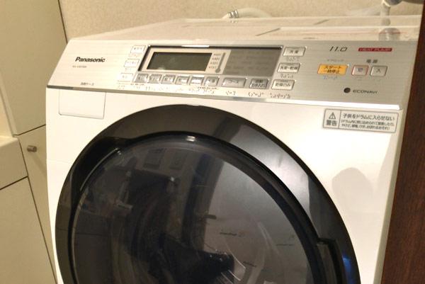 ドラム式の洗濯乾燥機で生活が変わった話(かさ上げブロックに救われた件)