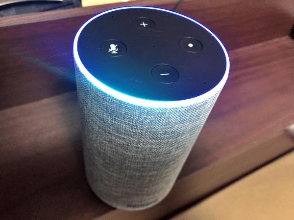 【スマートスピーカー】Amazon Echo(アマゾンエコー)を1年間使った感想
