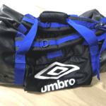 【サッカー合宿に最適】ボストンバッグ/ドラムバッグは大容量のクローゼットタイプ!