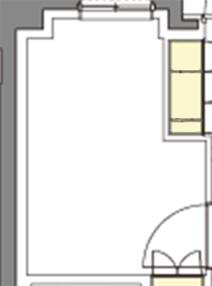 【狭い子供部屋に最適】二段ベッドはコンパクトで下の収納スペースを有効活用!