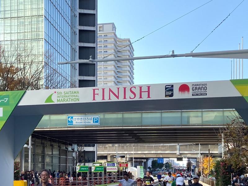 【さいたま国際マラソン2019】無事完走!しかしまたもサブ4はならず・・・
