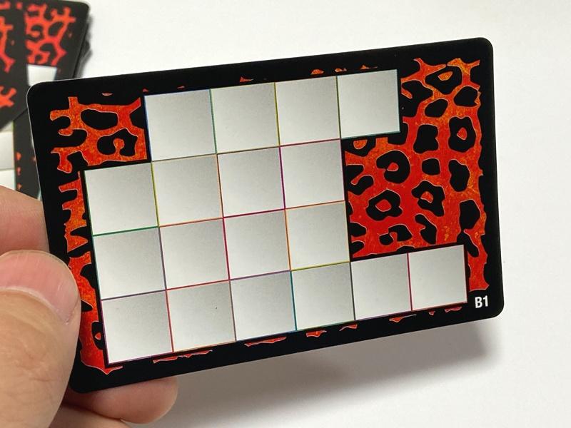 【ウボンゴ(ミニ)のルールと遊び方】シンプルなパズルゲーム!だけど奥が深くて難しい・・!