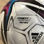 【2021年Jリーグ公式球】子ども用サッカーボールのオススメは4号検定球の『CONEXT21 (コネクト 21)』