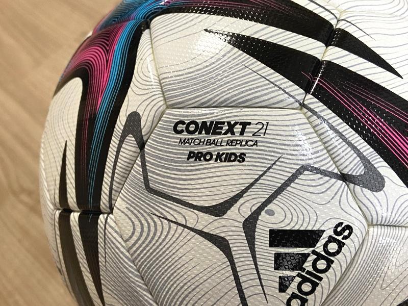 【2021年Jリーグ公式球】子ども用サッカーボールのオススメは検定球の『CONEXT21 (コネクト 21)』