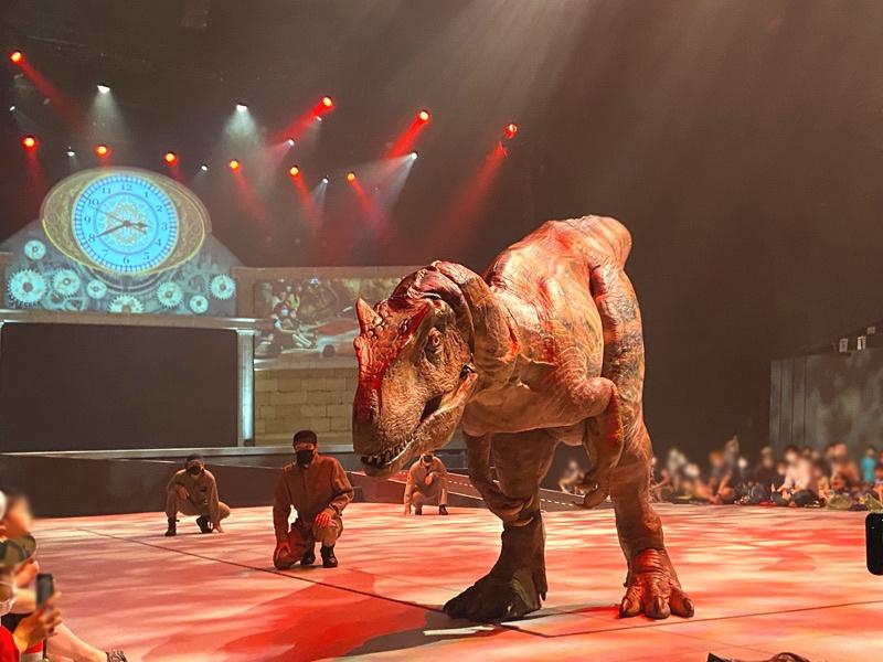 【立川の恐竜】グリーンスプリングスの「不思議な恐竜博物館」に行ってみた
